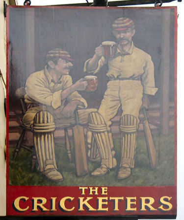 Cricketers sign 2010