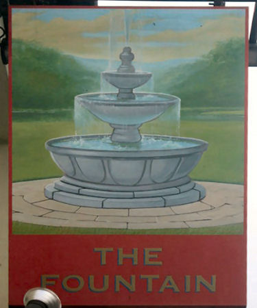 Fountain sign 2010
