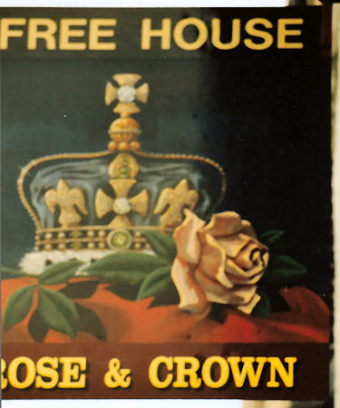 Rose and Crown-sign-1991-Chatham