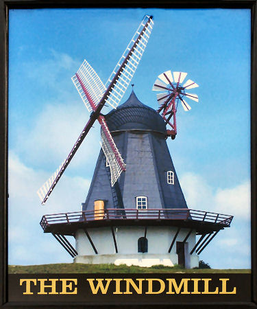 Windmill sign 2012