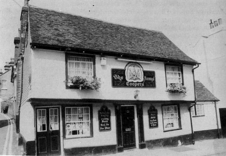 Cooper's Arms 1987