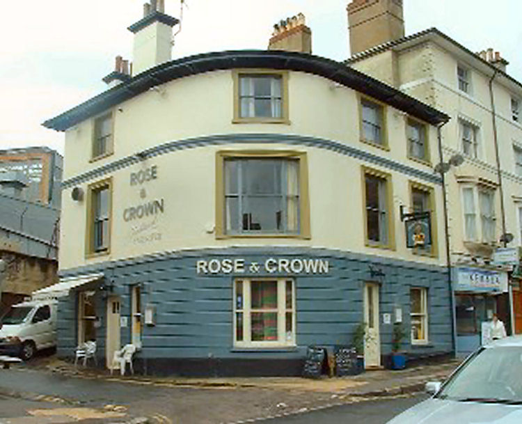 Rose and Crown 2008