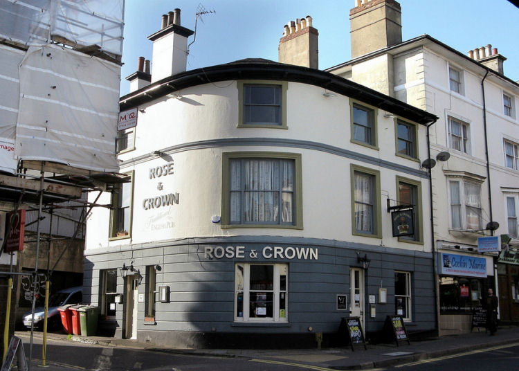 Rose and Crown 2011