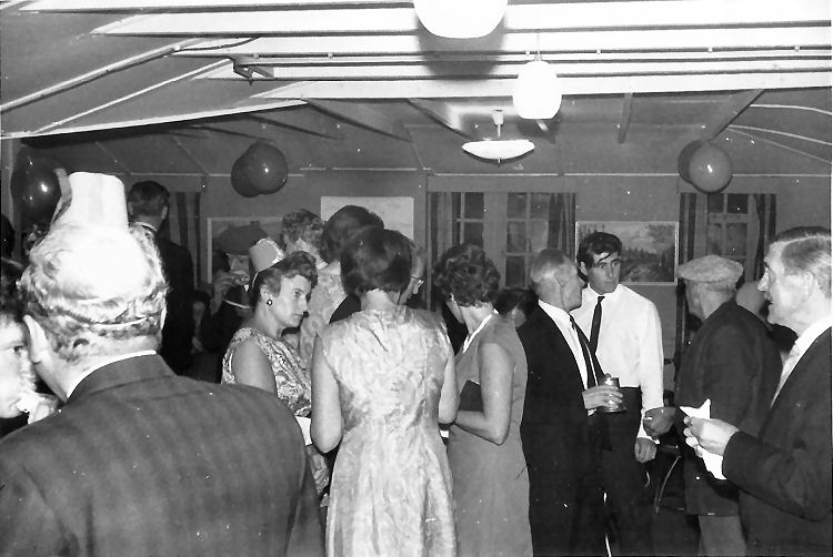 Whitfield Club 1966