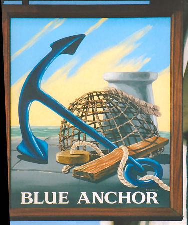 Blue Anchor sign 2002