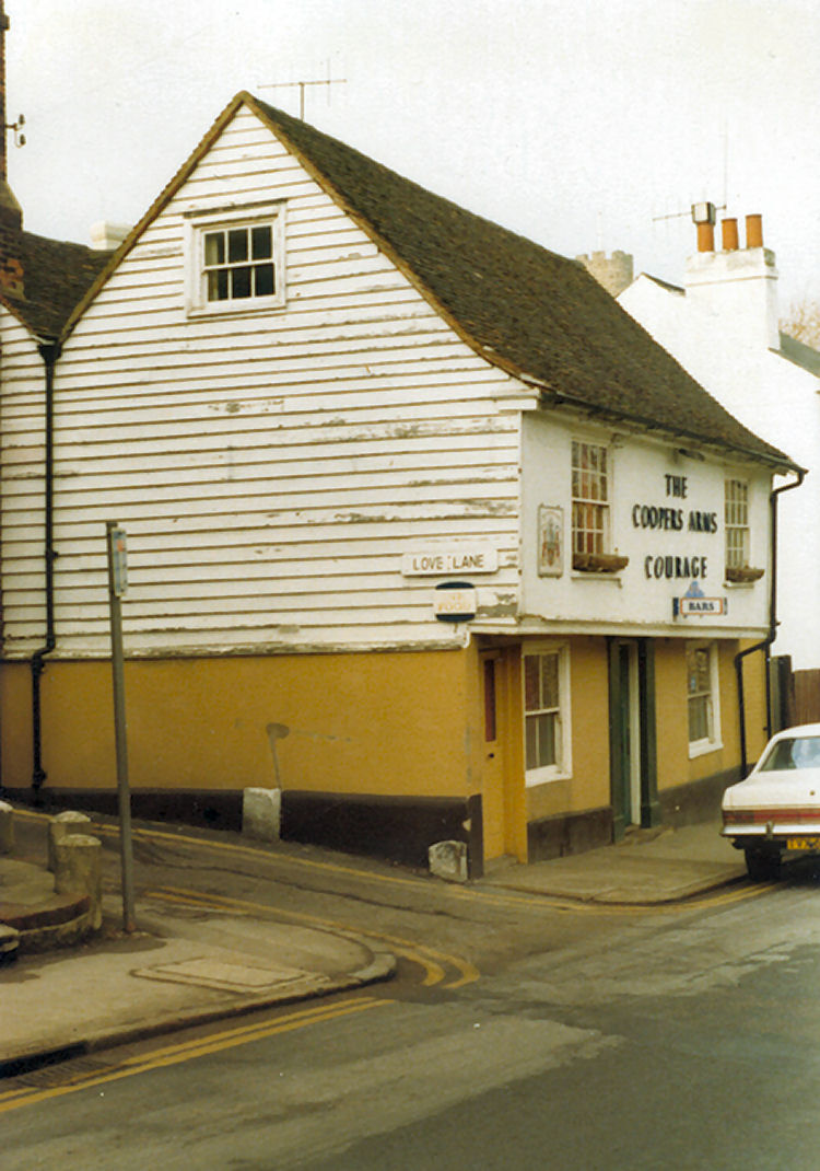 Cooper's Arms 1978