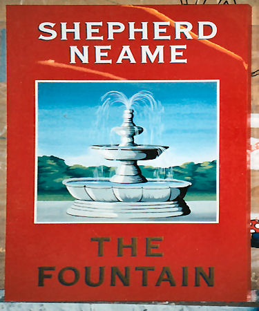Fountain sign 1994