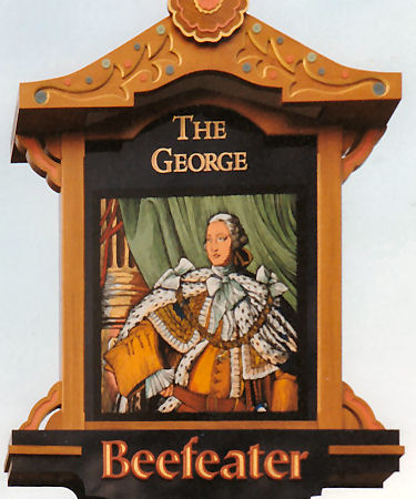 George sign 1991