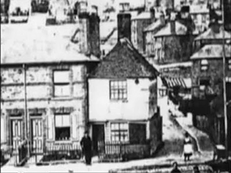 Hen and Chickens forge 1890