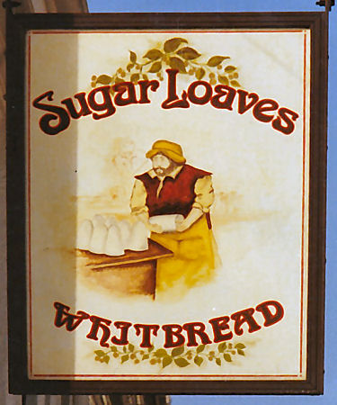Sugar Laoves sign 1980
