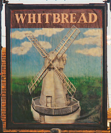 Windmill sign 1980s