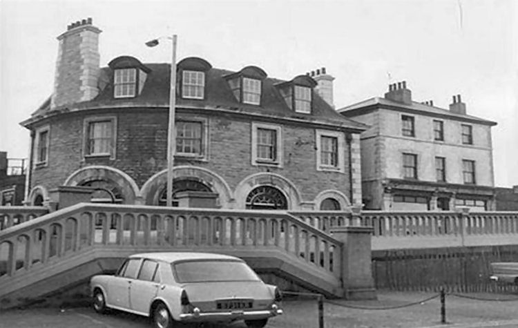 Bridge Tavern 1960s