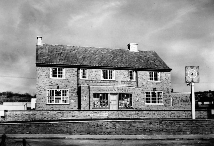 Wheelwrights Arms 1957