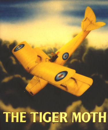 Tiger Moth sign 1990