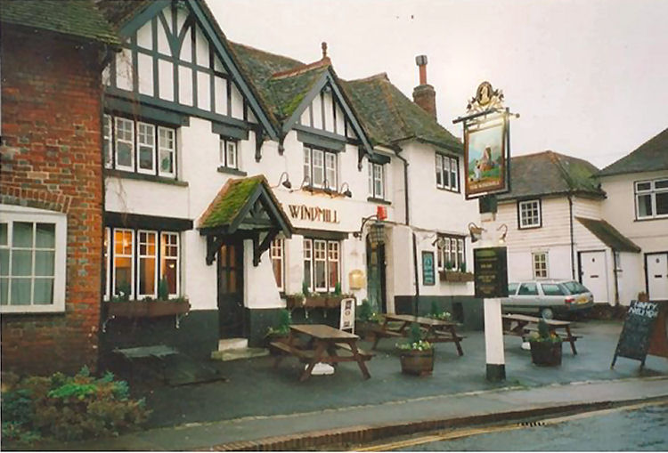 Windmill Inn 2001
