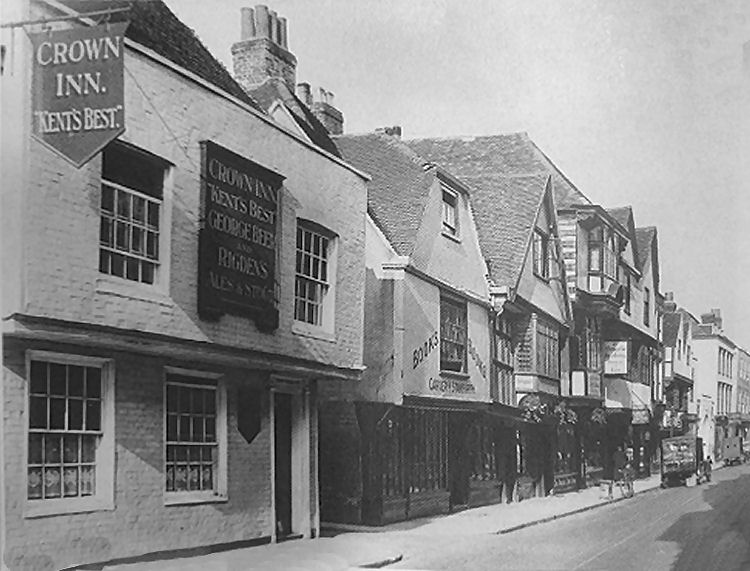 Crown Inn 1930