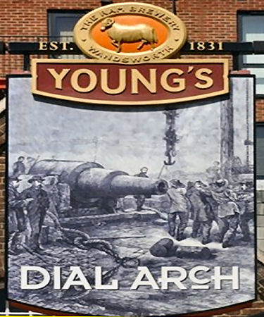 Dial Arch sign 2017