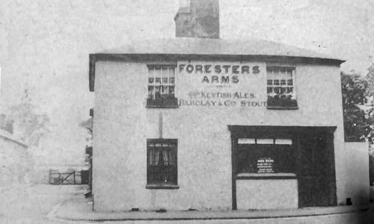 Forester's Arms 1900