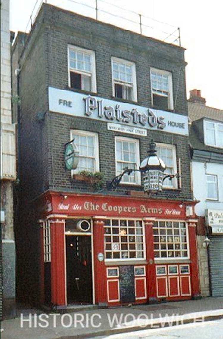 Cooper's Arms 1990s