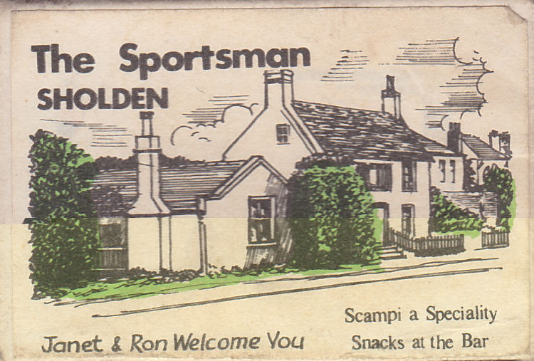 Sportsman matchbox 1974
