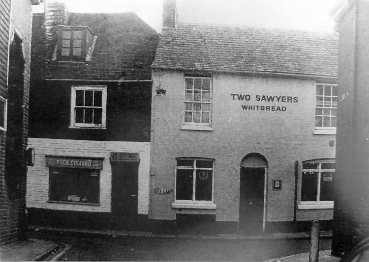 Two Sawyers 1974