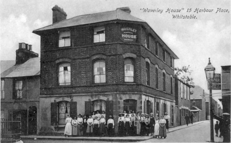Waverley House 1910