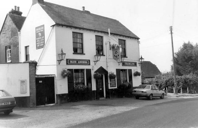 Blue Anchor 1988