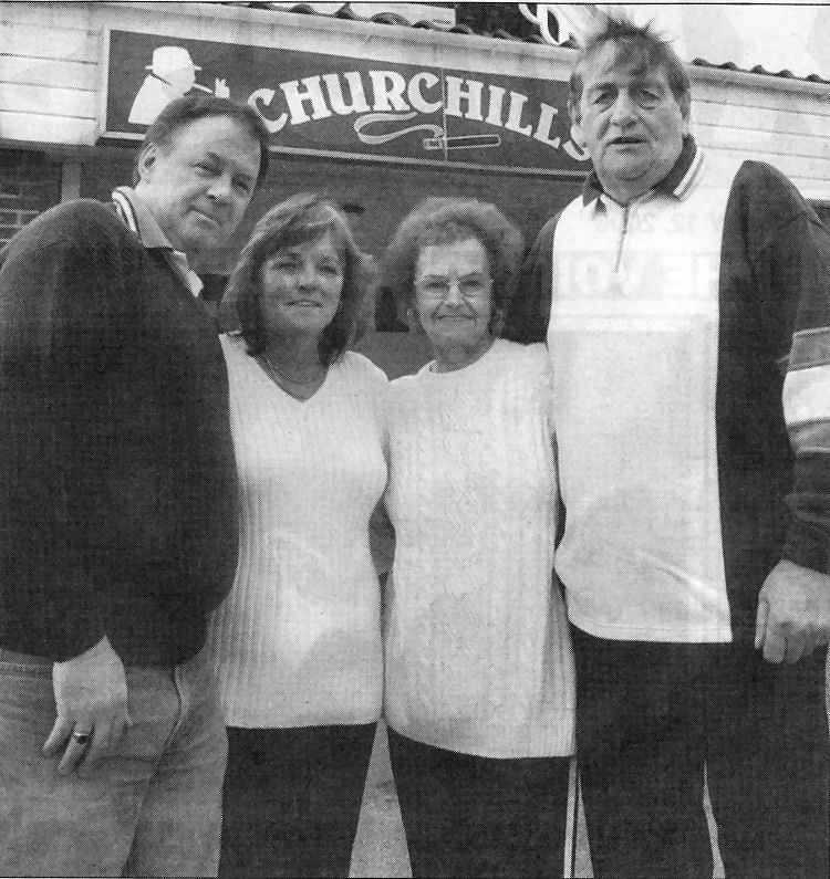 Churchill's owners