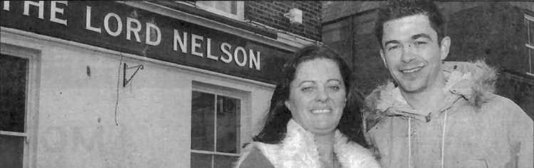 Lord Nelson licensees 2006