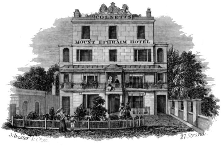 Mount Ephriam Hotel 1840