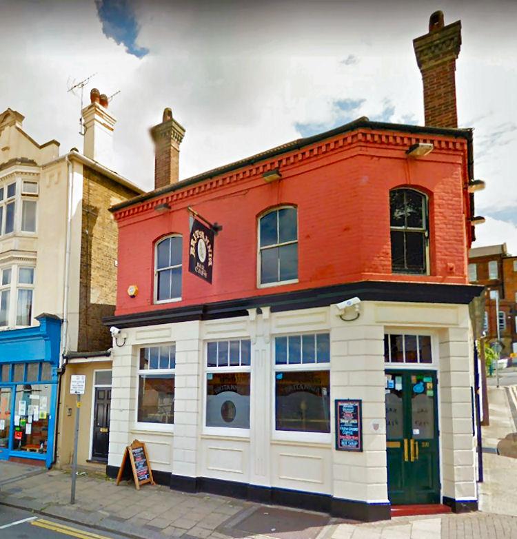 BRITANNIA Pubs Of Rochester