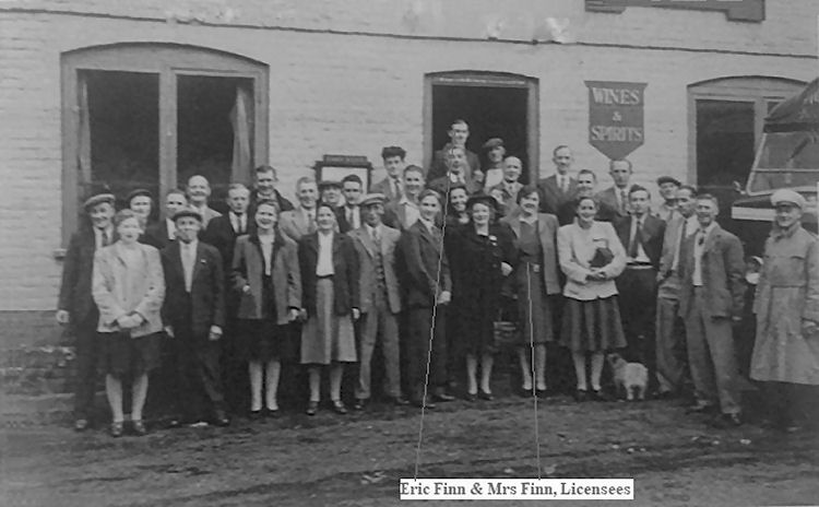 Huntsman and Horn Derby Day 1947