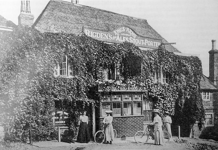 King's Arms 1900