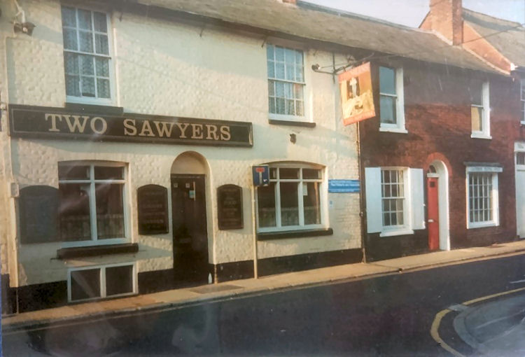 Two Sawyers 1986