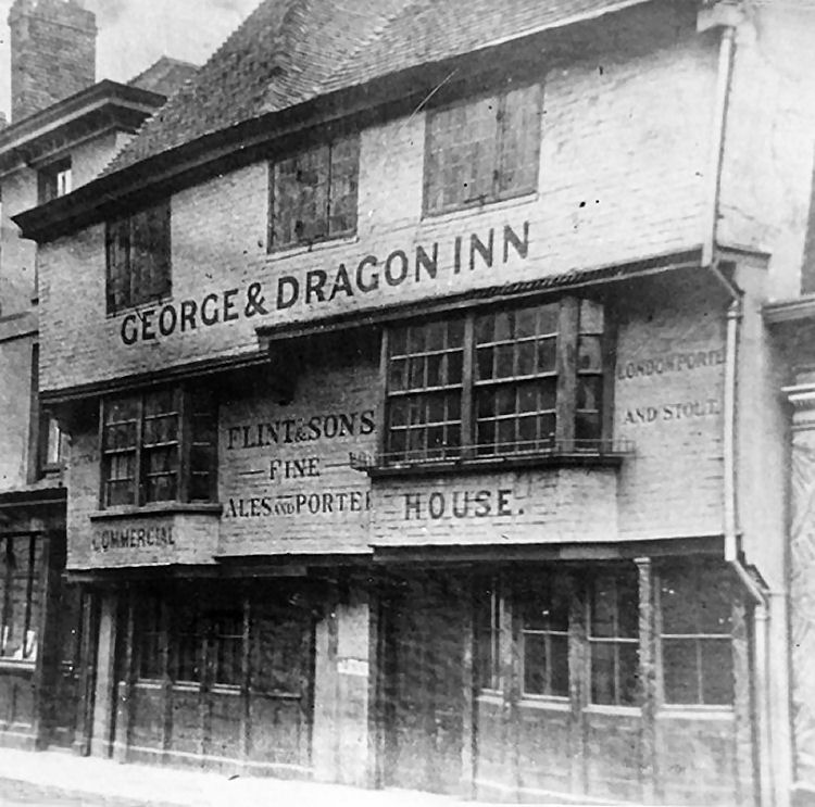 George and Dragon 1890