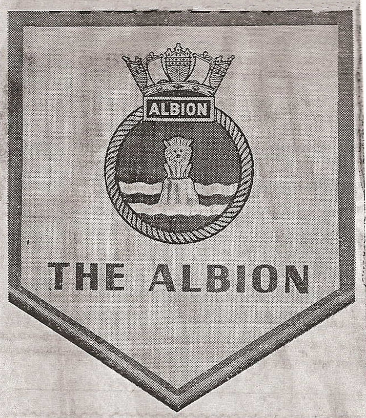 Albion sign 1964