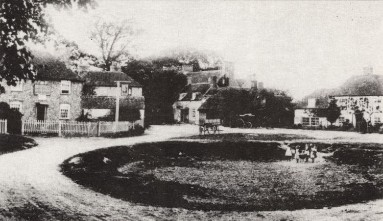 Bell at Shepherdswell date unknown