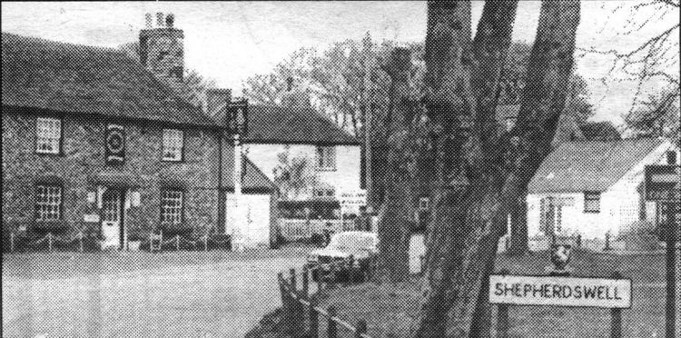 Bell at Shepherdswell 1999