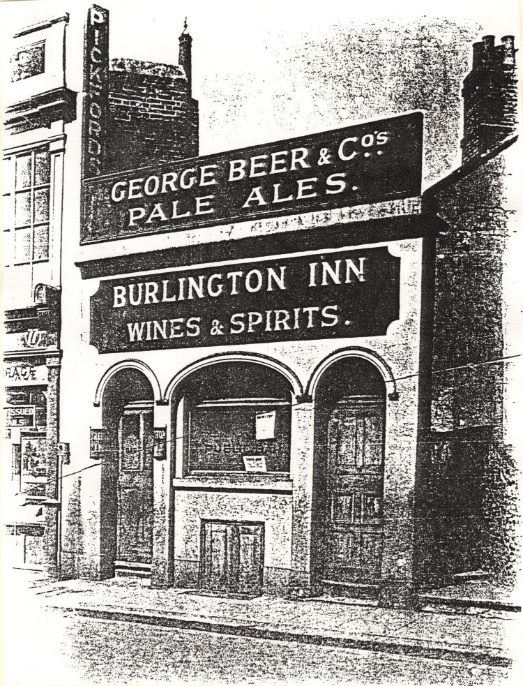 Burlington Inn