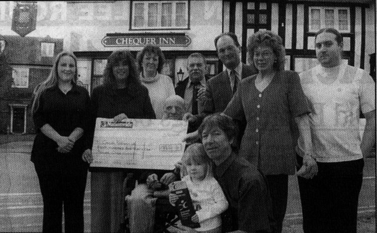 Chequers charity 2002