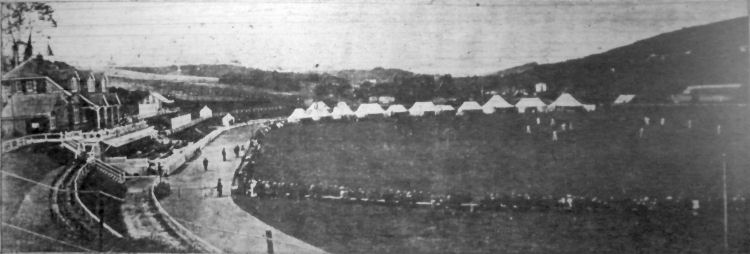 Crabble Athletic Ground 1907