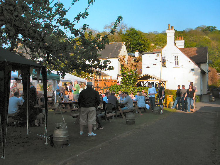 Fox beer festival April 2011