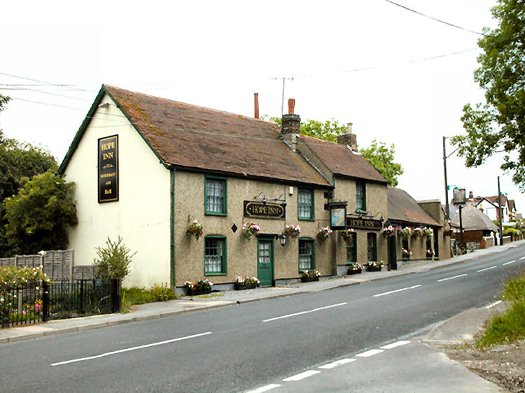 Hope Inn, Lydden circa 2004