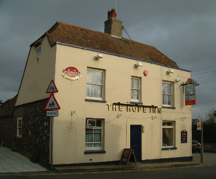 Hope Inn St Margarets at Cliffe