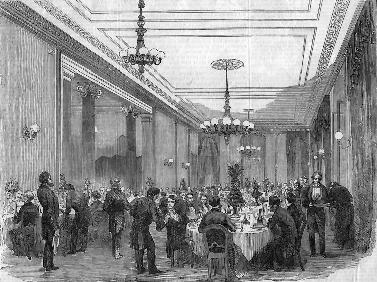 Lord Warden Dining Room
