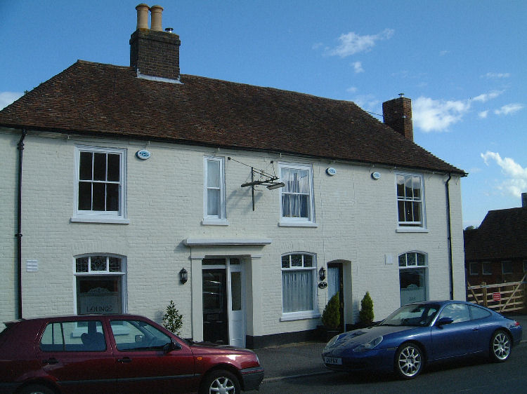 Former New Inn at Elham