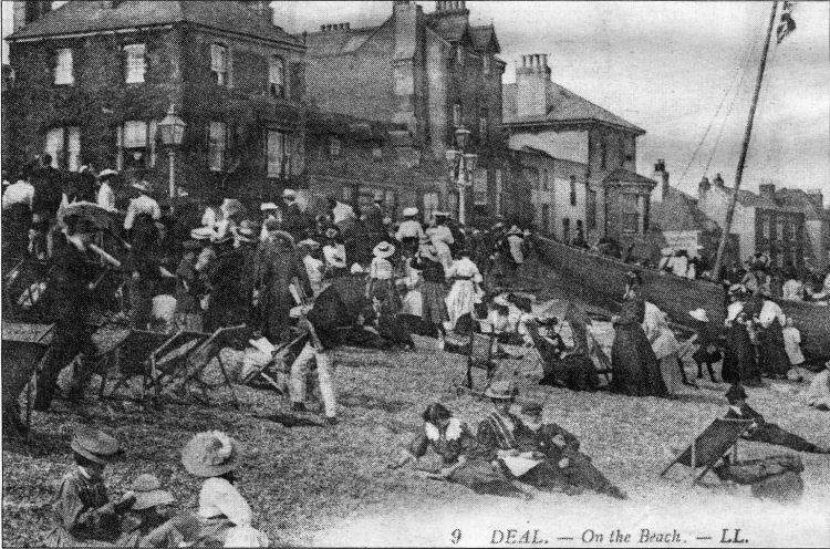 Deal seafront 1911