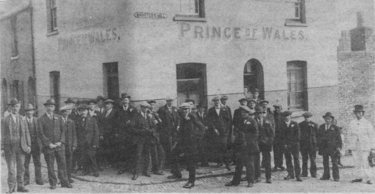 Prince of Wales Shooters Hill 1920's