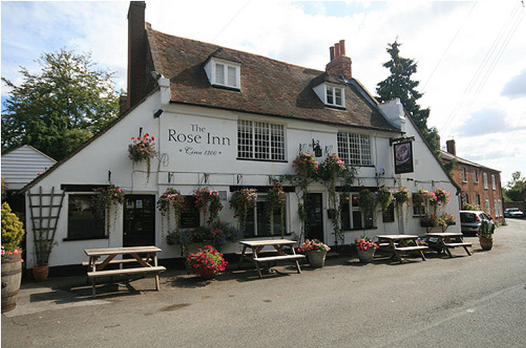 Rose Inn at Wickhambreaux