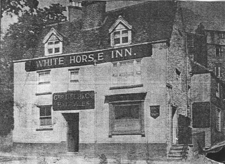 White Horse date unknown